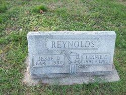 Jesse D Reynolds
