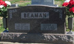 Ernestine Ann <I>Taylor</I> Beaman