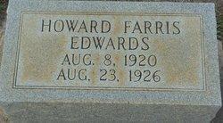 Howard Farris Edwards