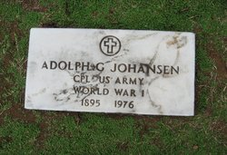 Adolph Gulbran Johansen