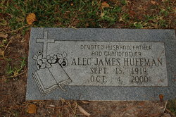 Alec James Huffman