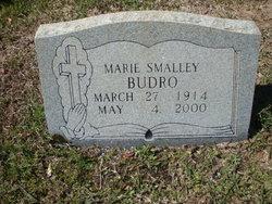 Marie <I>Smalley</I> Budro