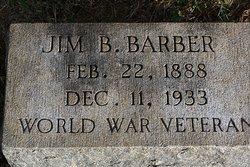 Jim Berry Barber