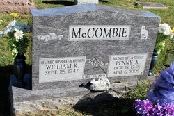 William K McCombie