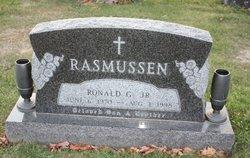 Ronald G Rasmussen