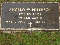 Angelo William Peterson