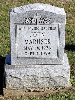 John Marusek