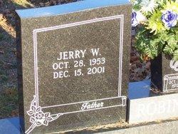 Jerry W Robinson
