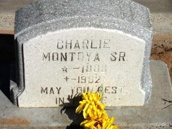 Charlie Montoya, Sr