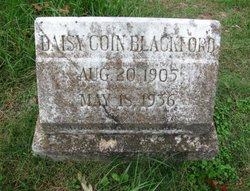 Daisy <I>Coin</I> Blackford