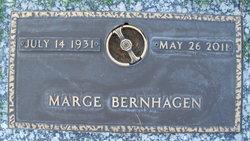 Marjorie Adella <I>Rathman</I> Bernhagen