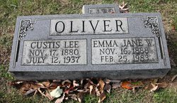 Emma Jane <I>W.</I> Oliver