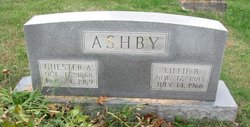 """Lillian Booth """"Lillie"""" <I>Troutman</I> Ashby"""