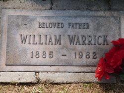 William Warrick