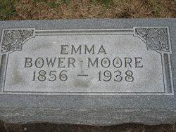 Emma <I>Bower</I> Moore
