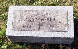 Anna <I>Lien</I> Weber