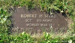 Sgt Robert H. Selke