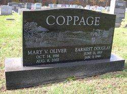 Mary V. <I>Oliver</I> Coppage