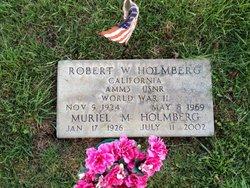 Muriel M Holmberg