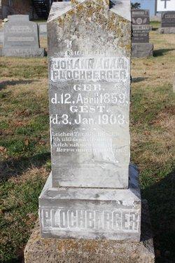 Johann Adam Plochberger