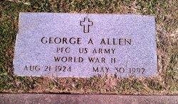 George Alvin Allen
