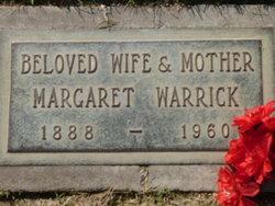Margaret Warrick