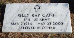 Billy Ray Gann