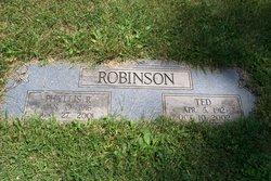 Phyllis R <I>Collins</I> Robinson
