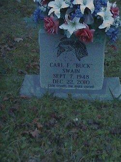 "Carl Franklin ""Buck"" Swain"