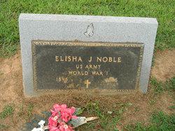 Elisha J Noble