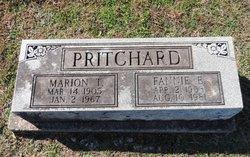 Marion T. Pritchard