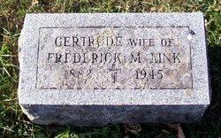 Gertrude <I>Weber</I> Link