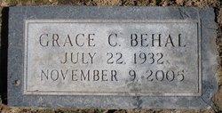 Grace C Behal