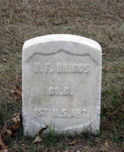 Benjamin F Briggs
