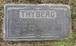 Anna <I>Persson</I> Thyberg