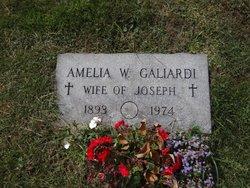 Amelia W. Galiardi