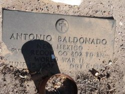 Antonio Baldonado