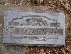 Mattie McCord Steward