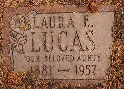 Laura E Lucas