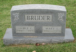 Mary Louise <I>Pfisterer</I> Bruder