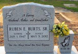 Ruben E Burts, Sr