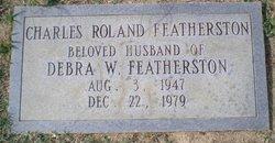 Charles Roland Featherston
