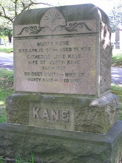 Bridget <I>Smith</I> Kane