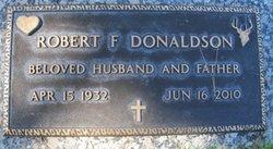 Robert F. Donaldson