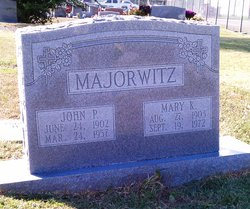 Mary K <I>Wesolek</I> Majorwitz