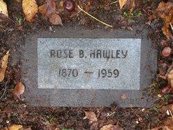 Rose B Hawley