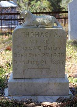 Thomas A. Bailey