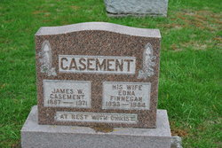James W Casement