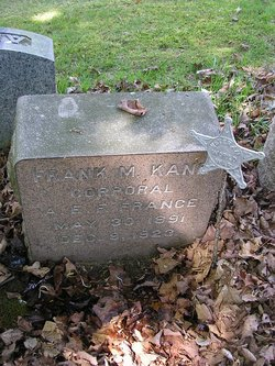 Corp Frank M. Kane
