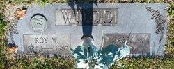 Rev Roy Wilson Wood